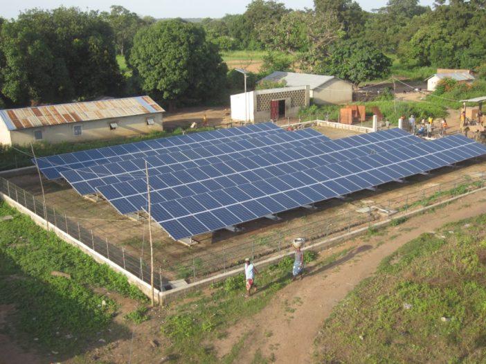Photovoltaic self-consumption