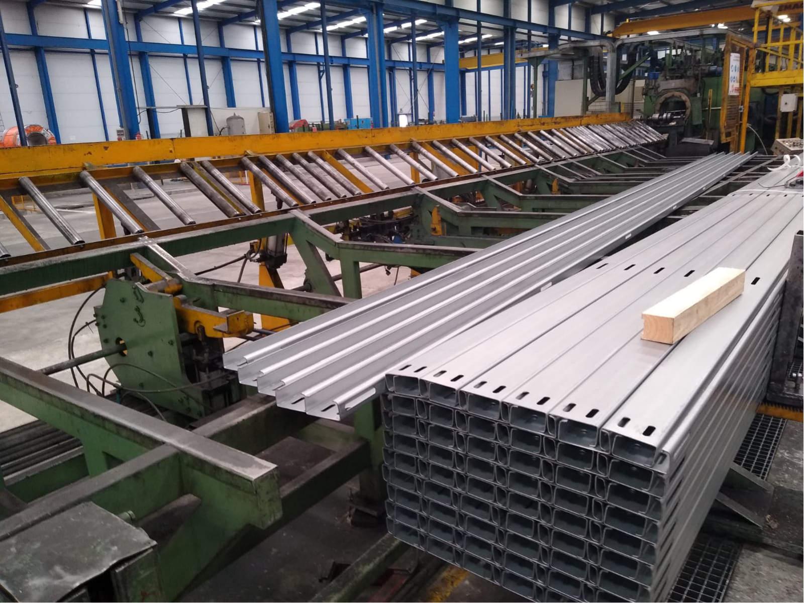 Proceso fabricación estructuras fotovoltaicas
